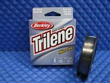Berkley Trilene Micro Ice Clear Steel Line 4lb. 110yd #Mips4-66
