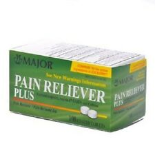 Pain Reliever Plus (Excedrin) - Pain Reliever Plus Tablets, 100/bottle - 1 Each