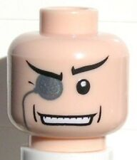 LEGO 7885 - BATMAN - Minifig Head - The Penguin - Flesh