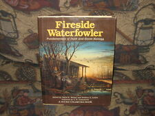 Fireside Waterfowler David Wesley & William Leitch VG