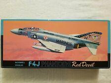 "Fujimi G-9 F-4J Phantom II ""Red Devil"" 1:72 Neu und eingetütet"
