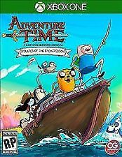 Adventure Time: Pirates of the Enchiridion (Microsoft Xbox One, 2018)