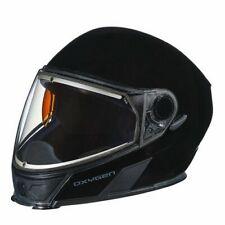 New 2021 Ski-Doo Oxygen Electric Helmet Black - 929019_90