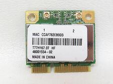 Acer Aspire 5000 5253 Genuine Half Mini Wireless WiFi Card AR5B97 T77H167.07