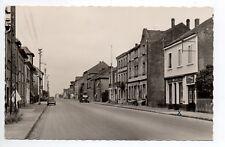 HAGONDANGE Moselle CPA 57 la rue de metz carte photo des années 50/60