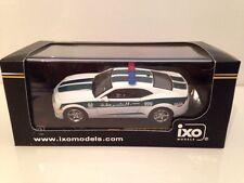 Chevrolet Camaro 2011 Dubai Police IXO MOC171 New Release 1:43 FREE UK POSTAGE