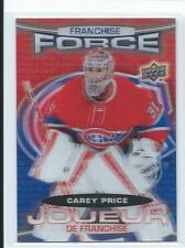 2016/17 Upper Deck Tim Hortons Franchise Force - # FF-5  Carey Price