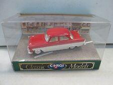 Classic Corgi Model Ford Zodiac Saloon D709 1:43