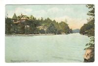 Landows Rift Thousands Islands New York Vintage Postcard AN80