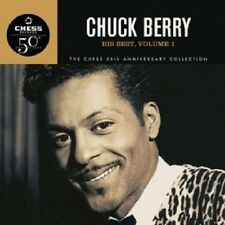 CHUCK BERRY - HIS BEST VOL.1  CD  20 TRACKS ROCK 'N' ROLL /BLUES BEST OF  NEU