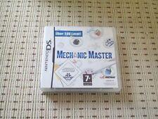 Mechanic Master für Nintendo DS, DS Lite, DSi XL, 3DS