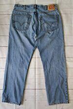 Levi's Levi Strauss Red Tab Regular Fit Jeans 38 X 32 Straight Leg Worn-in Faded