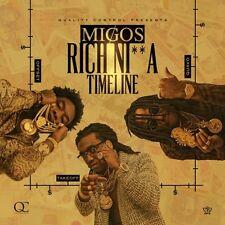 "Migos - ""Rich Nigga Timeline""  Official Mix CD. .. HOT!!!"