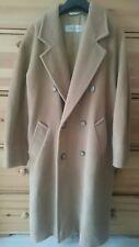 Max Mara Vintage Winter Mantel Wolle D 36 camel Oversize