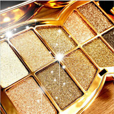 Unbranded Glitter Bronze Eye Shadows