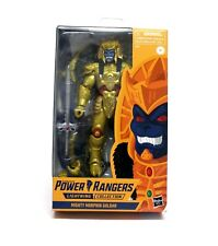 2019 Mighty Morphin Power Rangers Lightning Collection GOLDAR 6'' Action Figure