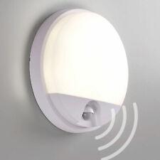MaxKomfort MA-ALMAZ-BM 15W LED Außenlicht Wandlapme - Weiß