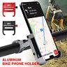 Aluminum Alloy GPS Bike Bicycle Phone Holder Clip Handlebar Mount Stand Bracket