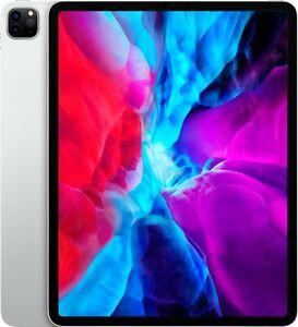 """Apple 12.9"""" iPad Pro 4th Gen (Early 2020) A12Z Chip - Wi-Fi - 1TB - Silver"""