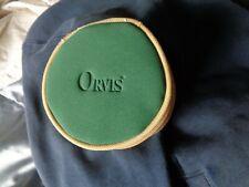 Orvis fly reel case pouch