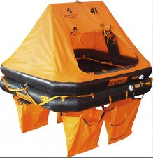 Ocean Standard 4 Person Liferaft - Four Life Raft - Valise Suitcase