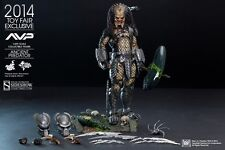 New Hot Toys Toy Fair Exclusive AVP Ancient Predator MMS250 1/6 with Brown Box