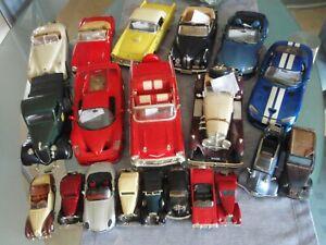 modelautos 1 x 18