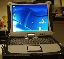 Panasonic Toughbook CF-19 + CF-08 Tablet PC Core™2 Wireless Imbarcazioni Barche