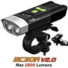 Fenix BC30R vélo lumière avec OLED Display, Max 1800 Lumens, cyclisme, vtt