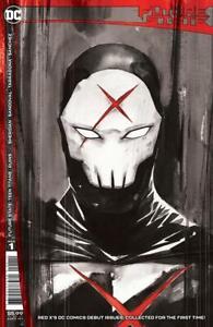 FUTURE STATE TEEN TITANS RUINS #1 - Red X - NM - DC Comics - Presale 03/23