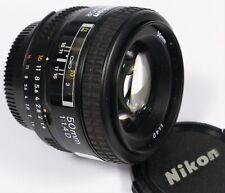 Nikon 50mm f/1.4 AF-D Fast Prime Lens - ST35514