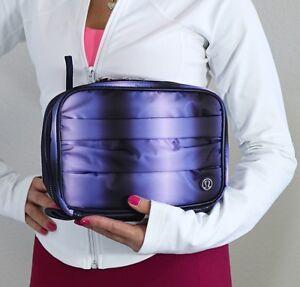 NWT Lululemon Gym Essentials Kit 3-in-1 Purple Ombré