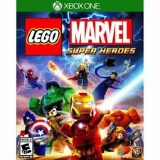 Lego Marvel Super Heroes Xbox One - Xbox One Supported - ESRB Rated E10+ - Actio