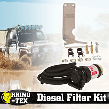 Fuel Manager Kit With Bracket For TOYOTA Landcruiser VDJ7# With Dual Battery