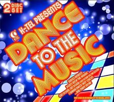 VARIOUS ARTISTS - K-TEL DANCE TO THE MUSIC NEW CD