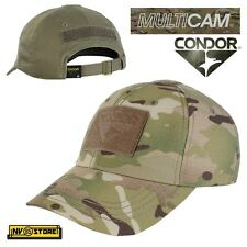 CAPPELLO BERRETTO CONDOR TACTICAL CAP MULTICAM ORIGINAL USA MILITARE SOFTAIR