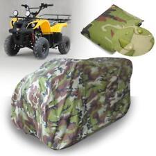 Telo Copri Tealio Protezione Pioggia Impermeabile ATV Moto Quad - Camo 3XL