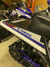 Yamaha Sidewinder Sx Viper rear end reflective decals stickers