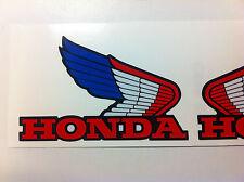 Honda ATC Wings Stickers 1985 ATC 200X  ATC200X 70 Decals Hondaline XR CR 250