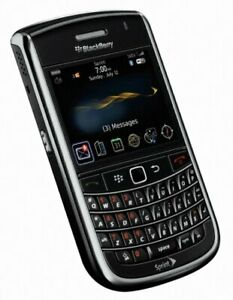 Blackberry Bold 9650 Sprint SMARTPHONE Cell Phone, Wi-Fi and Bluetooth