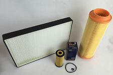 FILTRE KIT À HUILE À Air à Pollen MERCEDES CLASSE A W168 Vaneo 414 CDI