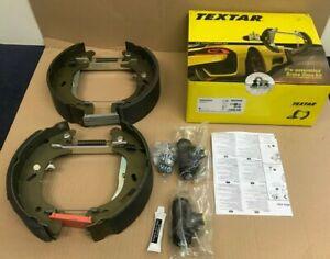 Textar 84044202 Brake Shoes Set of Pads Kit Ford Transit + Wheel Cylinder