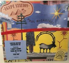Paul McCartney - Egypt Station CD - BRAND NEW! FACTORY SEALED, FREE SHIPPING