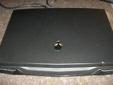 New listing Alienware M17x r4 i7-3610Qm Laptop Read Description Windows 7 Factory Reset