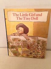Vintage The Little Girl and The Tiny Doll Book by Edward and Aingelda Ardizzone