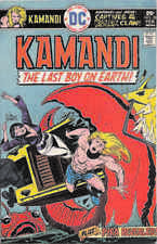 Kamandi, the Last Boy on Earth #38 VF/NM; DC | save on shipping - details inside