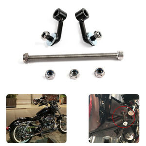 """Motorcycle Billet 2"""" Durable Gas Tank Lifts Kit For Sportster Nightster 883 XL"""