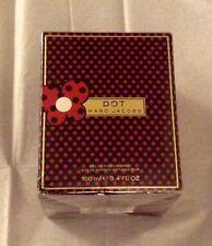 """Marc Jacobs """"Dot"""" 3.4 oz 100 ml Eau De Parfum Spray Sealed"""