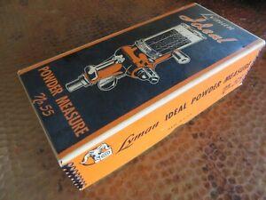 Lyman Ideal NO 55 Powder Measure from 1962 Excellent Condition Collectors Vintag