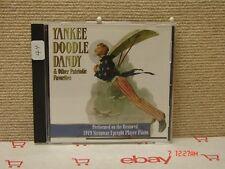 *Cd Yankee Doodle Dandy & Other Patriotic Favorites-Piano Instrumental B9-44